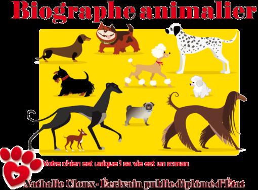 Biographe animalier